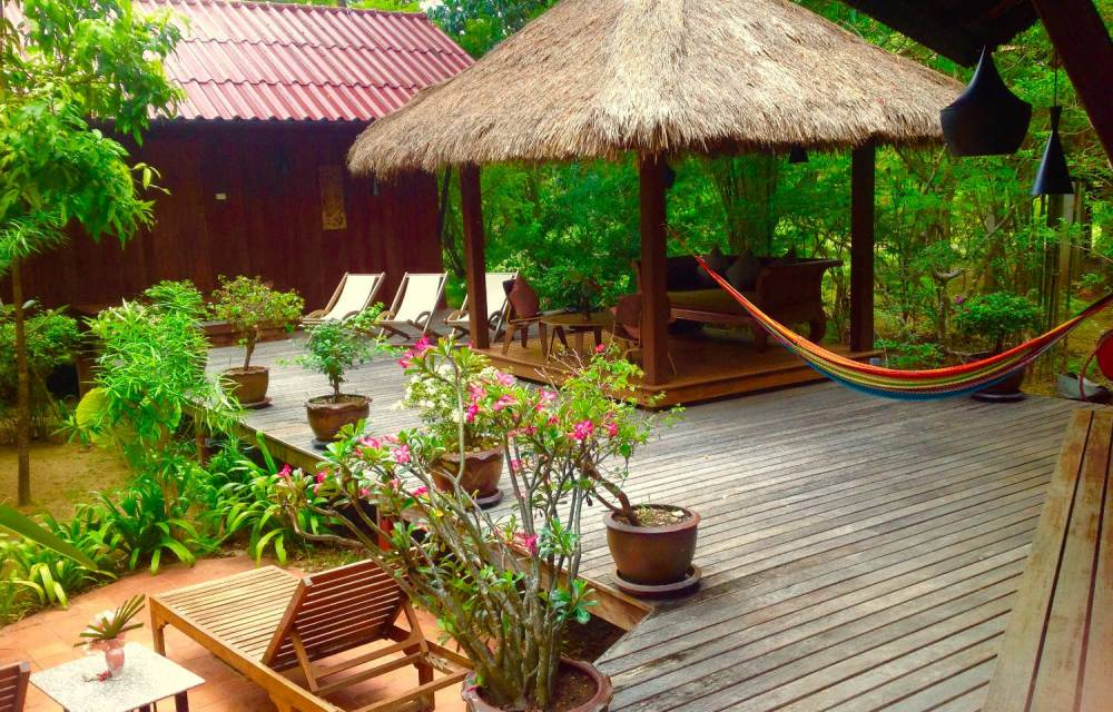 Baan Rim Sala and Decking