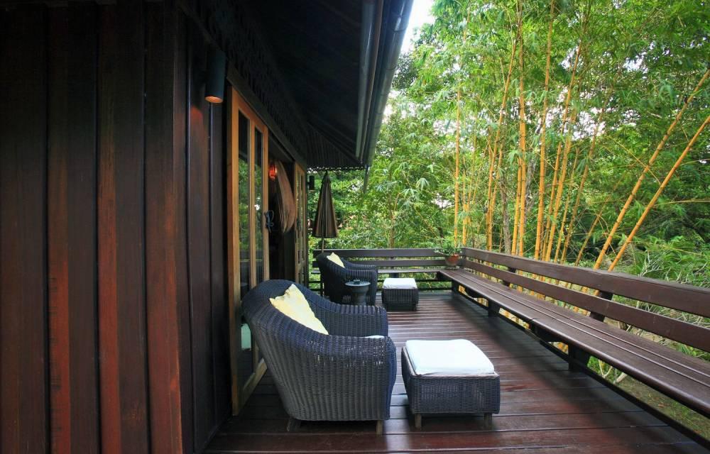 Baan Ling 14gw Deck